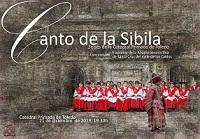 Participación de la Escolanía del Valle de los Caídos en el Canto de la Sibila en Toledo