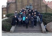 La Escolanía del Valle de los Caídos en Ucrania