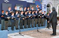 Conciertos de la Escolanía del Valle de los Caídos en junio