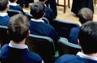 Misa de la Inmaculada Concepción y Primeras Comuniones de escolanes