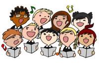 Coros visitantes a la Escolanía del Valle de los Caídos en abril