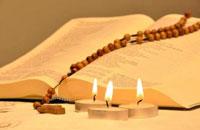 Oración por los Difuntos en el Valle de los Caídos en el mes de noviembre. Encuentro con las comunidades rumanas.