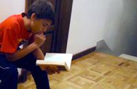 Vida en la Escolanía